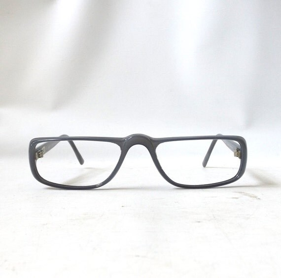 Vintage 1990 S Pierre Cardin Eyeglasses Gray By
