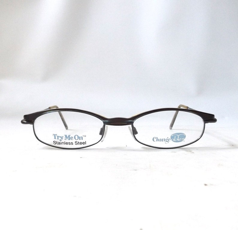 Eyeglass Frames Little Rock : vintage 1990 s changeables eyeglasses prescription ...