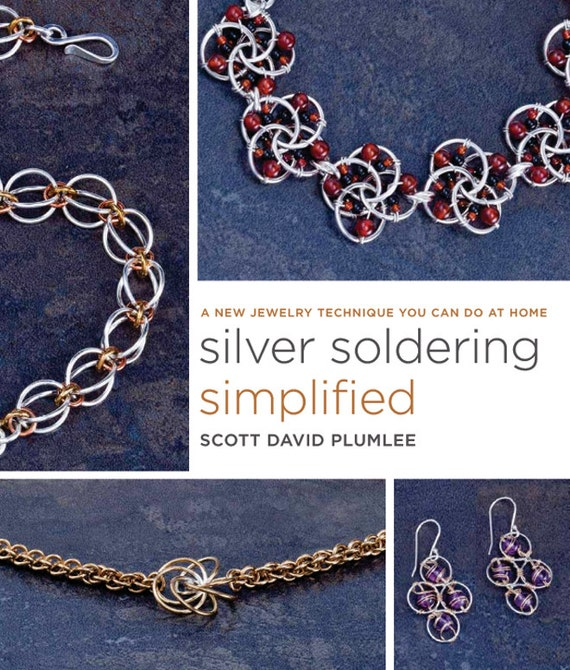 Silver Soldering Simplified Book
