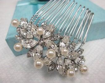 Wedding hair comb Bridal hair accessories Wedding hair jewelry Bridal accessories Wedding hair accessories Bridal jewelry Bridal hair comb