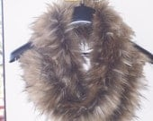 Awesome Faux Fur Long Scarf