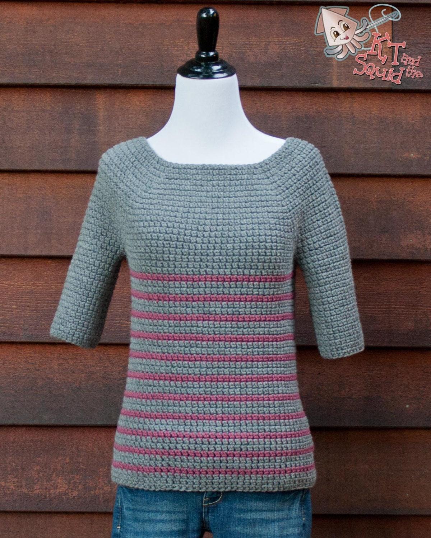 crochet sweater pattern women 39 s sweater pattern crochet. Black Bedroom Furniture Sets. Home Design Ideas