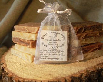 100  Guest Size Handcrafted Goat Milk Soap Wedding Favors, Bridal Favors, Party Favors , Baby Shower  Favor Made In Maine  Shipping Included