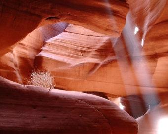 Antelope Canyon photo, Arizona photography, landscape photography, Canyon art print