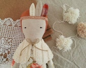 Cloth Doll - Florence by moose & bird