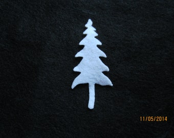 Felt Tree for Wax Dipping. DIY Kits for Independent Counsultants- Parties- Accessories Decorations-Costume Embellishments