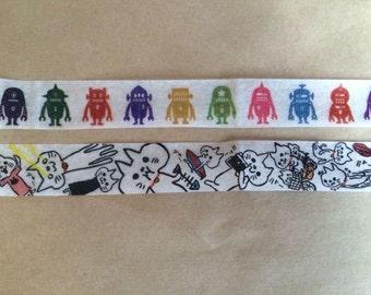 b side label masking tape