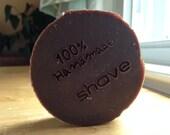 Bay Rum Shave Soap, Shaving soap, Natural soap, mens soap, masculine soap