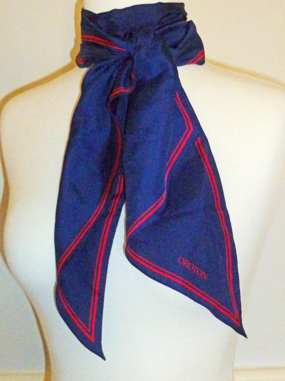 oroton silk vintage scarf haute juice