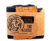 Pure Patchouli Organic Soap - Natural Skin Care