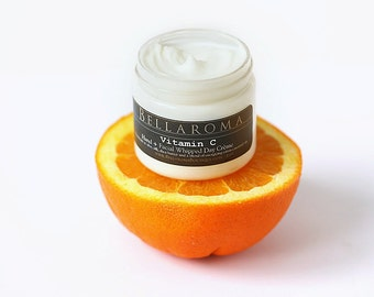 Vitamin C Hand + Facial WHIPPED DAY CREME- Exclusively Handmade for Jennie Garth