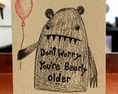 Bearly Birthday