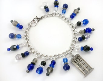 Design Your Own Doctor's Companion Bracelet