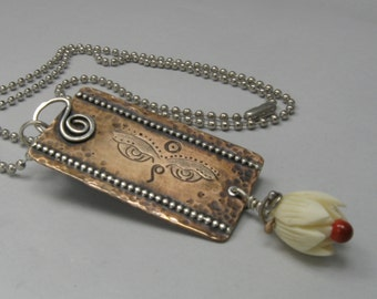 Eyes of Compassion Pendant