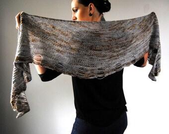 MAIM Shawl Knitting Pattern PDF