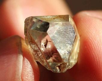 Natural Blue Topaz Crystal From Colorado Facet Grade Super High Quality Specimen