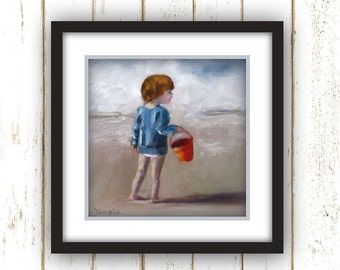 Ginger Snapper - Art Print - Large Wall Art