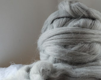 ALPACA FIBER  - light grey
