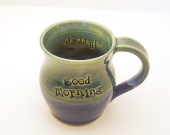 Surprise Mug - Baby News - Daddy Mug - Made to Order