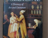 "beautiful art book ""Medicine: A Treasury of Art and Literature"""