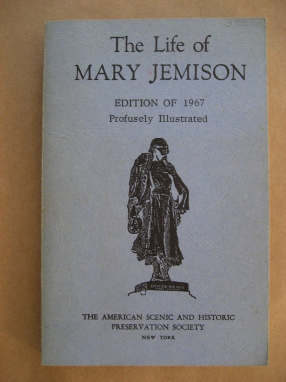 the life story of droctulft and mary jemison Recounts the life of mary jemison, who after her capture by the shawnee was   in this version, zeinert has attempted to tell the story as jemison related it,.