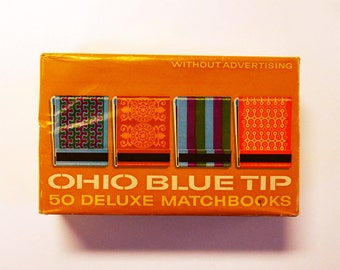 Saul Bass - Matchbooks - Unopened Box