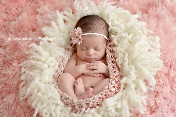 Blush and Bashful Baby Bowl Newborn Egg