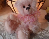Teddy Bear- Josie One of a kind artist mohair teddy bear
