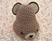 Crochet Bear Pear ~ Florence ~ READY TO SHIP
