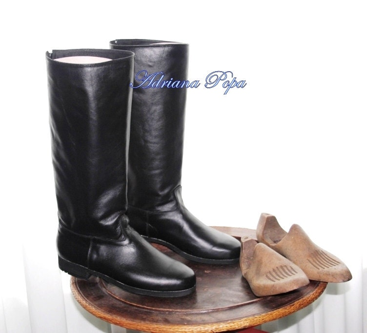 Equestrian boots   Etsy