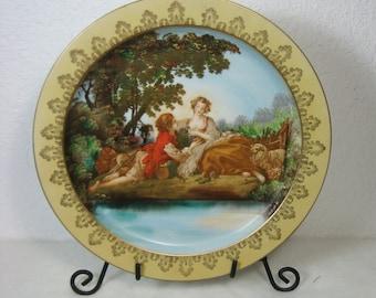 Renaissance Decorative Plate Two