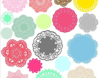 18   lace vinyl stickers  for scrapbooking ,cards