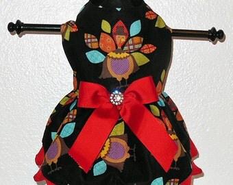 Thanksgiving Harness Dress.