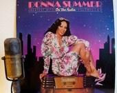 "Donna Summer - ""On the Radio : Greatest Hits Vol 1 & 2"" (Original 1979 Casablanca Records with Poster) - Vintage 2LP Vinyl Set"