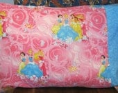 Disney's Princesses  Standard Pillow Case