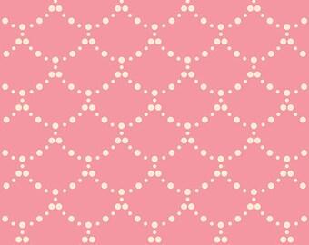 1 yard of Ripples Rose EMG-5603 from Art Gallery Fabrics.