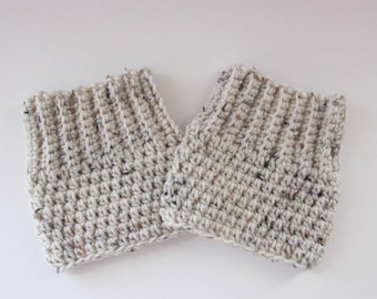 Boot Cuffs, Plus Size Extra Large