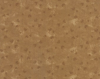 Claras Garden Sand Blender Kansas Troubles Moda Quilt Fabric by the 1/2 yard #64-21