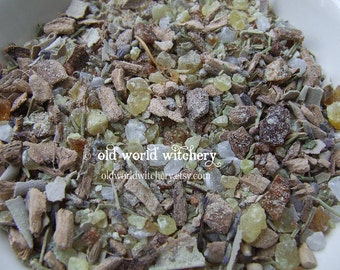 Home Blessing and Protection Ritual Incense Blend