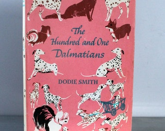The Hundred and One DALMATIONS - FIRST Edition - Dodie Smith - Viking Press - 1956