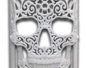 """Skull iPhone Case """"Crania Revolutis"""" 5, 5s, 5c, 6"""
