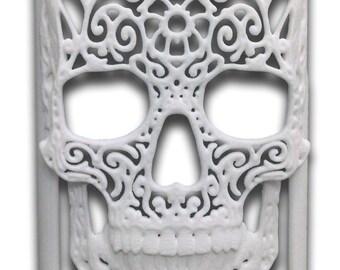 """Skull iPhone Case """"Crania Revolutis"""" (5, 5s, 5c, 6, 6s, 6+, 7)"""