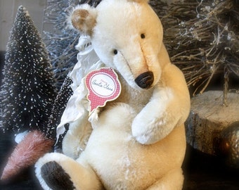 Larger Polar Bear Dasher sewing pattern and instructions in PDF format.