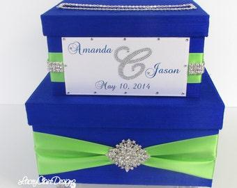 Wedding Money Box, Card Holder, Card Box - SMALLER VERSION
