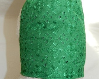 Emerald Goddess! Gorgeous Eyelet Great for St Patricks Day Irish Gaelic Themed Party Harness . Custom made for your Cat, Dog or Ferret.