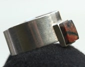 RESERVED FOR FINALVERSION -Lake Michigan Stone and Sterling Ring