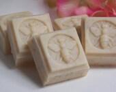 goats milk oats & honey soap cold processed soap lye soap guest soap bars