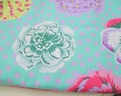 Sale! Kaffe Fassett Big Blooms Fabric GP 91, Green, OOP