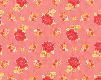 Fancy - Hailey in Winterberry Pink by Lily Ashbury for Moda Fabrics