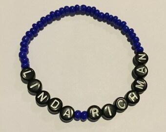 LINDA RICHMAN beaded Bracelet